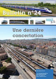 Bulletin n°24 – Une dernière concertation d'utilité publique