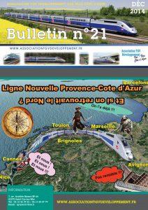 Bulletin n°21 – LNPCA et si on retrouvait le nord ?