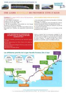 Expo: Une ligne nouvelle en Provence côte d'azur