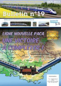 Bulletin n°19 – Ligne nouvelle PACA une victoire … à compléter !