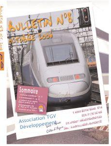Bulletin n°8 – L'histoire continue !