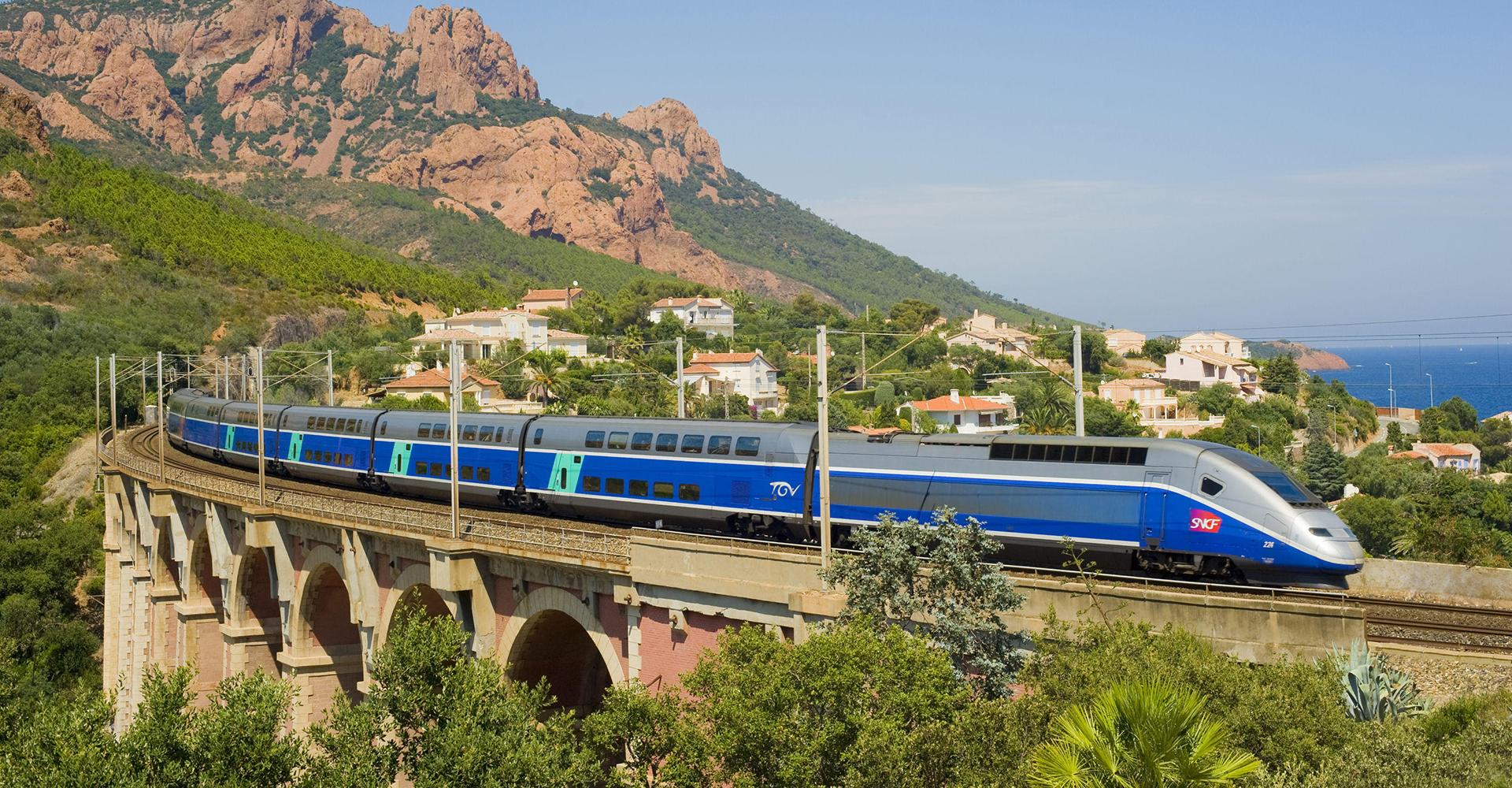 L'association Développement, Environnement Provence Azur avec le Rail et le Train (DEPART)