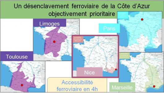 Pour Duron, le Président du COI : « la LNPCA est actée » Comme Macron, nous disons : « Il faut accélérer »